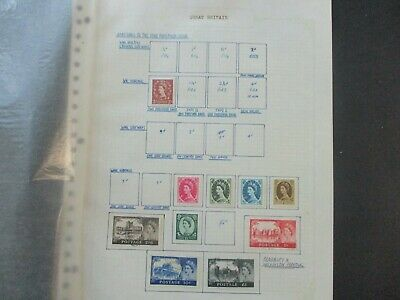 ESTATE: UK Collection on Pages - Must Have!! Great Value (e416)