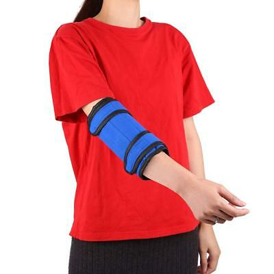 Cubital Tunnel Elbow Support Brace Splint Fracture Immobilizer Pediatric Kid S/M