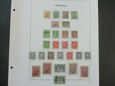 ESTATE: Australian Collection on Pages - Must Have!! Great Value (e430)