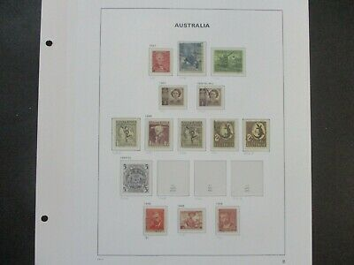 ESTATE: Australian Collection on Pages - Must Have!! Great Value (e433)