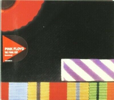 Cd The Final Cut [Remastered] Pink Floyd