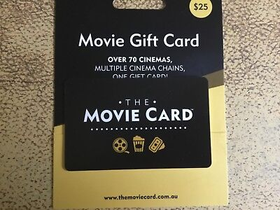 Movie Gift Card - Unwanted Gift
