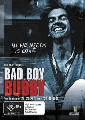 Bad Boy Bubby (DVD, 2007) Australian movie New And SEALED