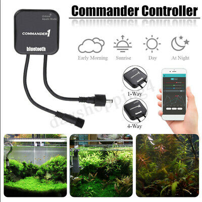 Chihiros bluetooth LED Aquarium Lampe Variateur Dimmer APP Contrôleur Modulateur