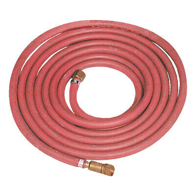 """5M 1/4"""""""" 6mm Acetylene Acety Hose cw 3/8"""" Fitting"""