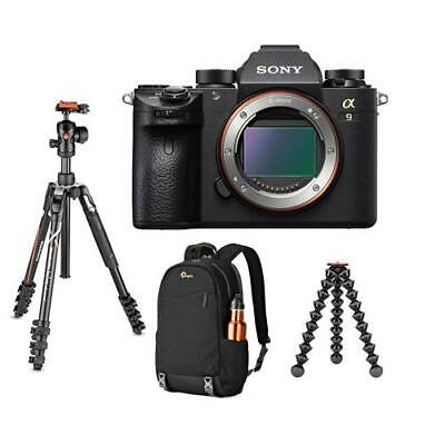 Sony Alpha a9 Mirrorless Digital Camera, Full Frame #ILCE9/B T
