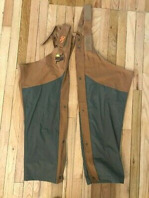 2eeac51a68366 Browning Pheasants Forever Chaps Upland Bird Hunting Men's Regular *LNC* #34