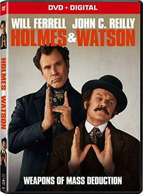 """""""holmes And Watson"""" Dvd Pre Sale April 9 Free Shipping Factory Sealed Brand New"""