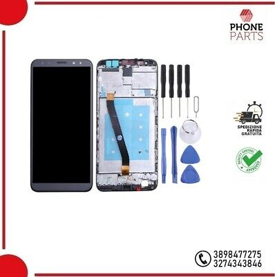 Lcd Display Huawei Mate 10 Lite Rne-L21 Frame Touch Screen Rne-L01 Originale+Kit