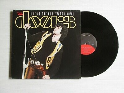 THE DOORS Live At The Hollywood Bowl LP ITALY PRESS NO CD