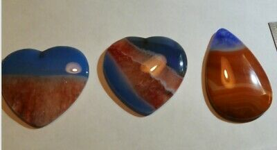 Awesome Agates Jaspers: Wire Wrappers/ Beader/Silver Artist/Collector UV sealed