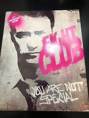 Fight Club (Blu-ray Disc,2009)Brand NEW(Sealed)Free Shipping with Tracking