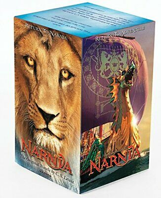 Chronicles of Narnia: The Voyage of the Dawn Treader Set Paperback - FREE SHIP