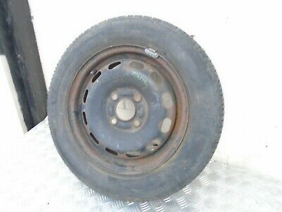 "GENIUINE FORD FIESTA MK7 MK8 2008-2018 14""  SPARE WHEEL AND TYRE 175 65 14R 5mm"