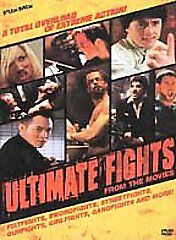 Ultimate Fights From The Movies (DVD) - **DISC ONLY**