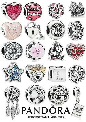 #2 BRAND NEW PANDORA CHARMS - S925 ALE with FREE SOFT POUCH