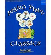 Piano Time Classics Arranged by Pauline Hall