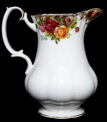 Royal Albert Old Country Roses Gravy, Water Pitcher Jug