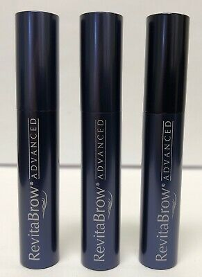 Revitalash Revitabrow Advanced Eyebrow Conditioner .9mL x 3 = TOTAL  2.7mL