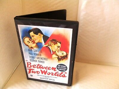 Between Two Worlds 1944 Dvd B/w  John Garfield