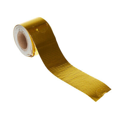 New Reflect-A-Gold Performance Heat Reflective Tape