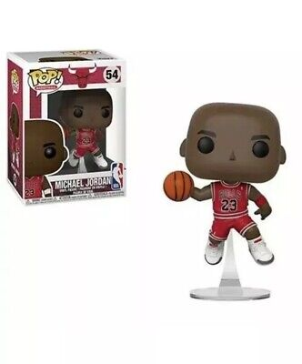 MICHAEL JORDAN - Funko Pop! NBA #54 Chicago Bulls IN STOCK READY TO SHIP