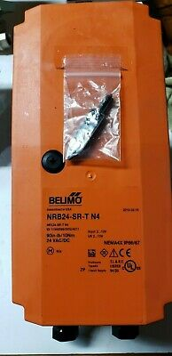 Belimo - B214+Nrb24-Sr-T N4 Valve With Actuator