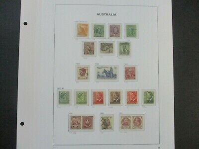 ESTATE: Australian Collection on Pages - Must Have!! Great Value (e434)