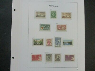 ESTATE: Australian Collection on Pages - Must Have!! Great Value (e438)