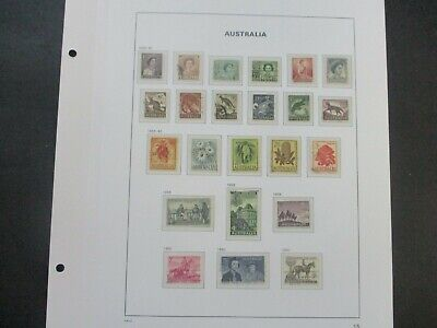 ESTATE: Australian Collection on Pages - Must Have!! Great Value (e440)