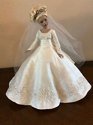 TINY KITTY COLLIER BRIDE DOLL by Robert Tonner