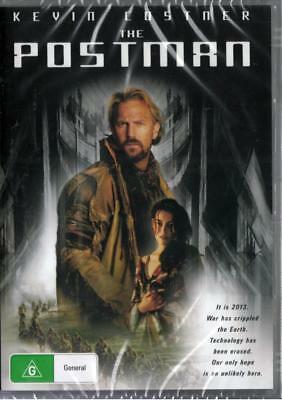 THE POSTMAN - KEVIN COSTNER - DVD New AND SEALED
