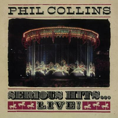 Phil Collins - Serious Hits...live! (Remastered) Digipak  Cd New+