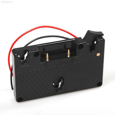 7E2A Battery Back Pack Adapter Plate for Anton Bauer Mount Battery Panasonic