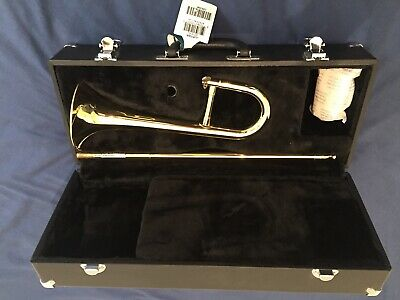 Jupiter Soprano Trombone 314L Immaculate with Case