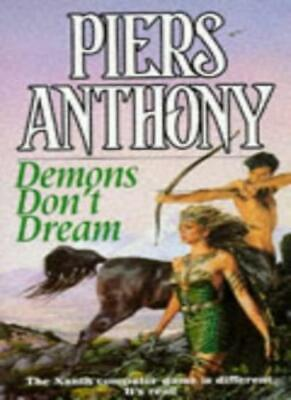 Demons Don't Dream (The Magic of Xanth) (Spanish Edition)