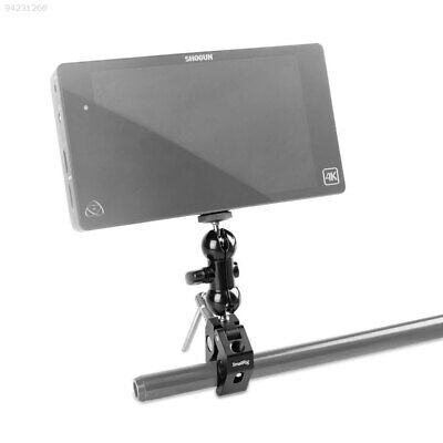 945F Monitor Bracket Holder Arm Large Crab Clamp Clip EVF Alloy Friction Durable