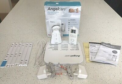 EXCELLENT Angelcare AC403 Movement & Sound Baby Monitor **£45.00** RRP=£100 plus