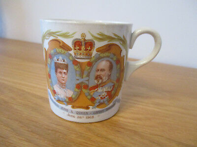 Edward Vii Commemorative Cup