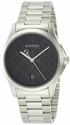 a5cb89afa73 GUCCI G-TIMELESS BLACK Dial Men s Watch YA1264031 -  599.50