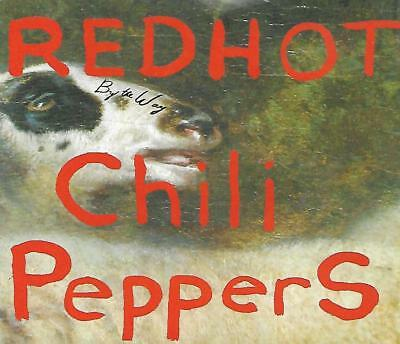 Red Hot Chili Peppers (CD1) - By The Way (2002 CD Single)