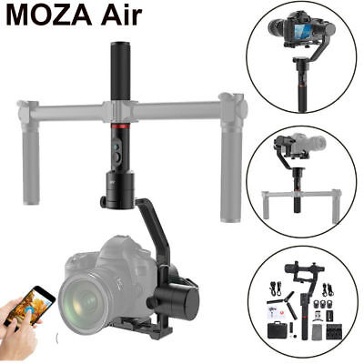 MOZA Air 360°Swivel 3-axis Handheld Gimbal Stabilizer fr DSLR Mirrorless Camera