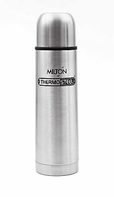 MILTON Thermo steel - 500 ML Flask HOT AND COLD WITH FLIP LID - FREE SHIPPING