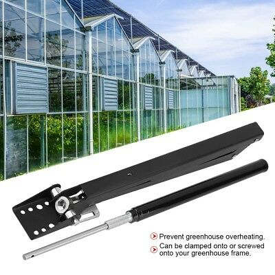 2 X Thermofor Automatic Greenhouse Window Roof Vent Opener