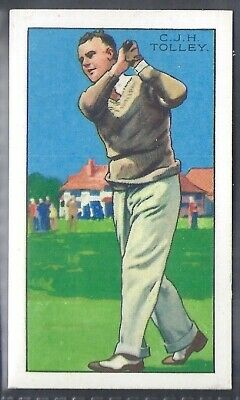 Gallaher-Champions (2Nd Series)-#47- Golf - Tolley
