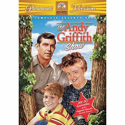 The Andy Griffith Show - The Complete Seventh Season (DVD, 2006, 5-Disc Set)