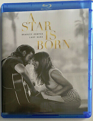A Star is Born (DVD + Blu-ray), Bradley Cooper, Lady Gaga