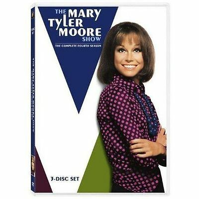 The Mary Tyler Moore Show - Season 4.  NEW.