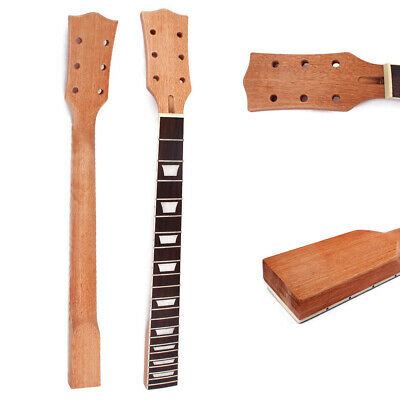 Mahogany Electric Guitar Neck 22 Frets For Gibson Les Paul LP Parts Replace
