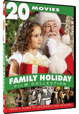 Family Holiday Gift Set - 20 Movie Collection: A Christmas Memory + more!
